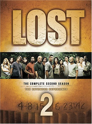 Lost - The Complete Second ...