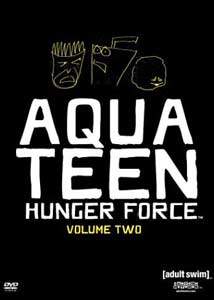 Aqua Teen Hunger Force - Vo...