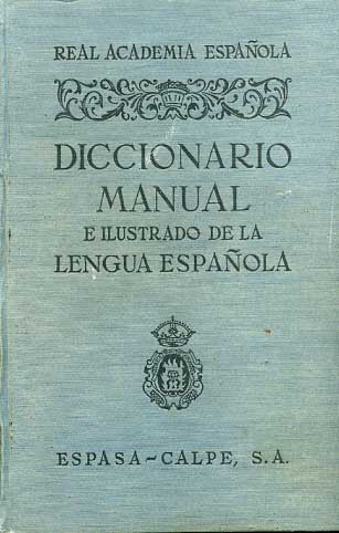 Diccionario Manual e Ilustr...