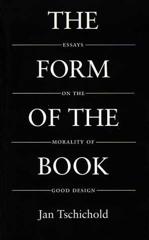 The Form of the Book: Essay...