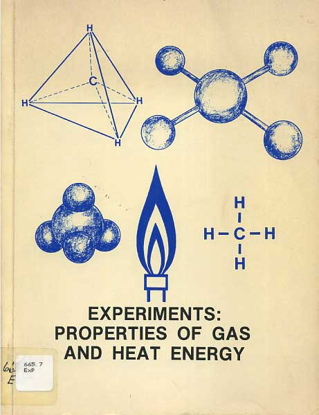 Experiments: Properties of ...