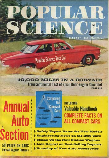 Popular Science January 196...