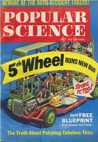 Popular Science May 1961