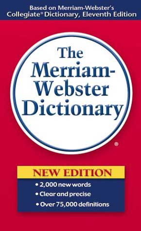 The Merriam-Webster English...