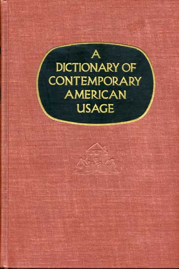 A Dictionary of Contemporar...