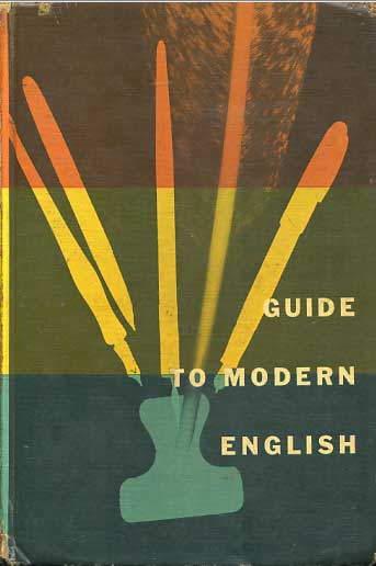 Guide to Modern English 10.