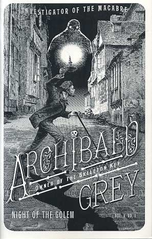 Archibald Grey Vol. I