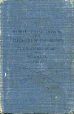 Manual of Basic Training an...