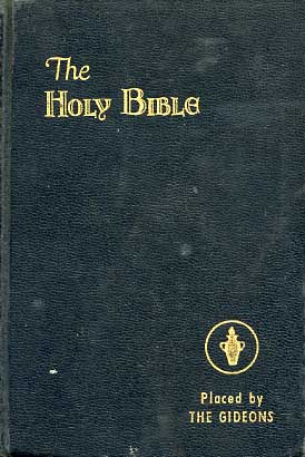 Holy Bible: Placed by The G...