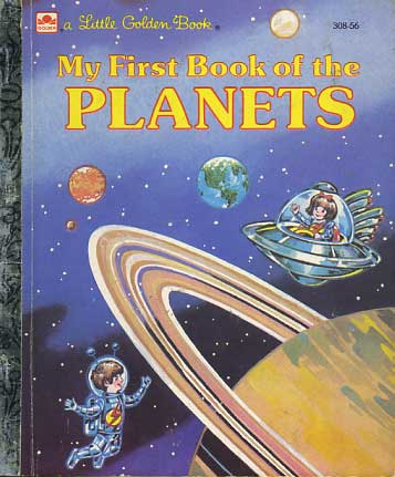 My First book of the Planet...