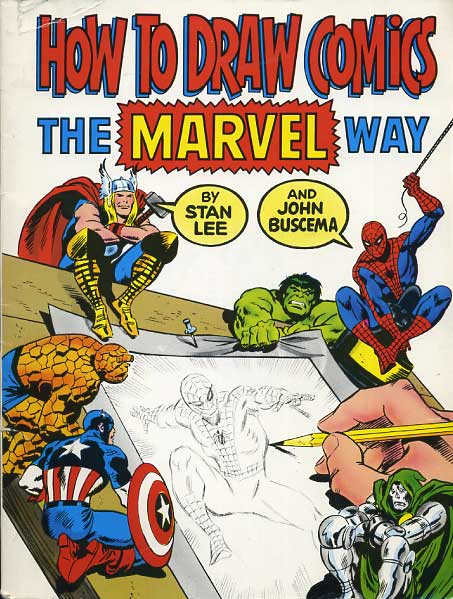 How to Draw Comics the Marv...