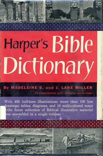 Harpers Bible Dictionary