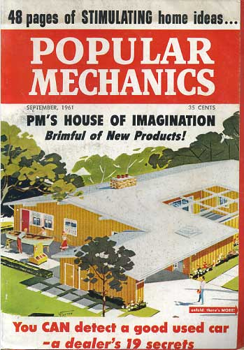 Popular Mechanics September...