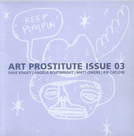 Art Prostitute Issue 03