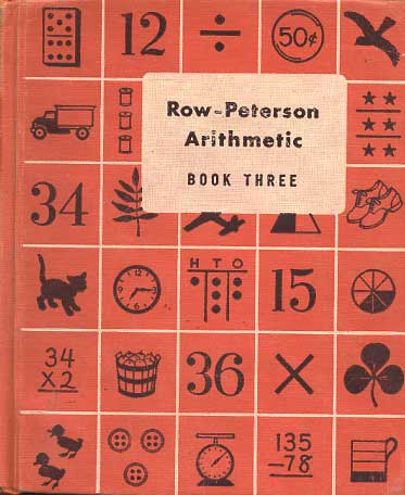 Row-Peterson Arithmetic Boo...