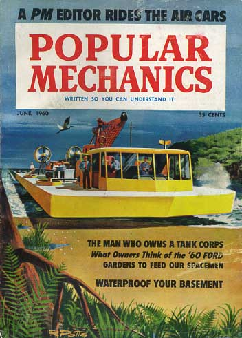 Popular Mechanics June 1960